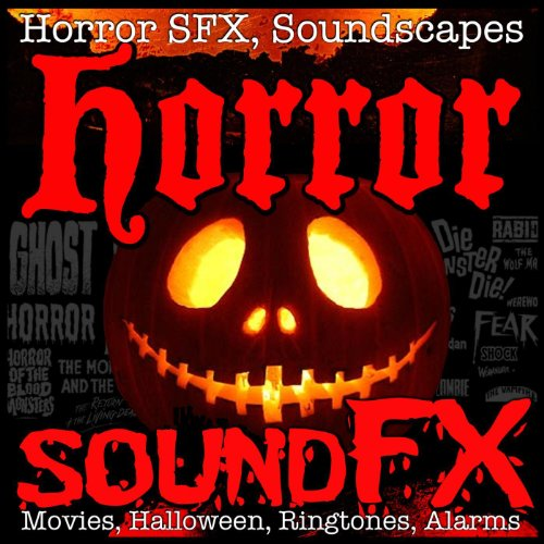 Horror Soundscapes, Halloween Haunted House Ambience, Scary Sound Effects]()