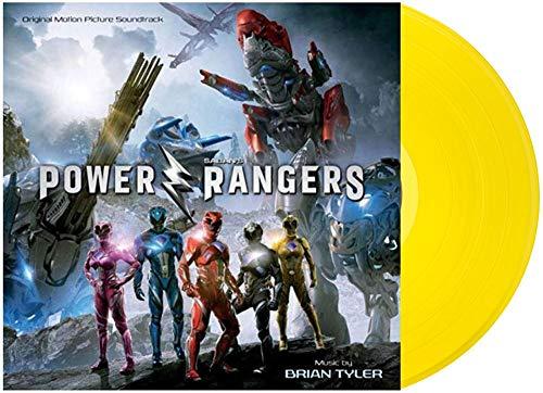 Power Rangers Original Motion Picture Soundtrack - Exclusive