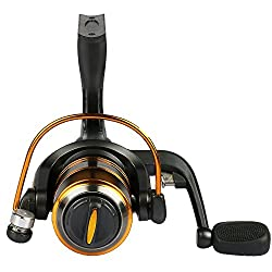 Goture Spinning Fishing Reel Metal Spool 6bb for F