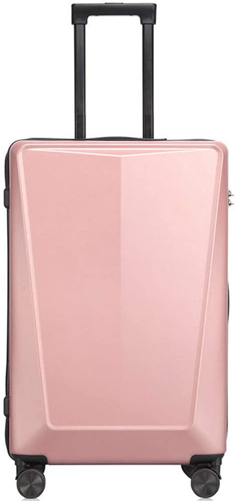 3 Colors PC TSA Customs Lock ZJ-Trolley Trolley case 2 Stylish Small Fresh Waterproof and wear-Resistant Personality Universal Wheel Student Password Suitcase Honeycomb Texture