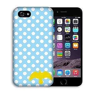 Iphone 6 plus Case, Casestars Eagle American bubble Bird Protective 3D White Case Cover for Apple iPhone 6 plus 5.5