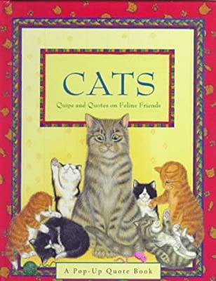 Cats: Quips and Quotes on Feline Friends a Pop-Up Quote Book (Main Street Editions) by Mary Engelbreit (1997-03-06)