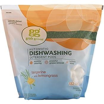 Amazon.com: Grab Green Natural Automatic Dishwashing