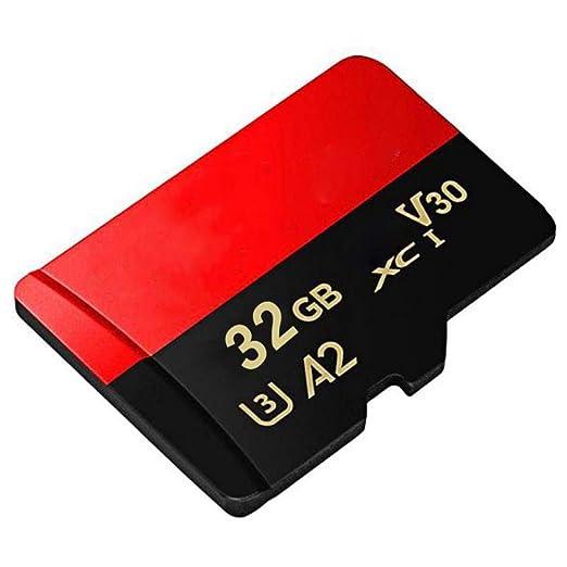 Tarjeta de memoria Micro TF de 64 GB con adaptador de clase ...
