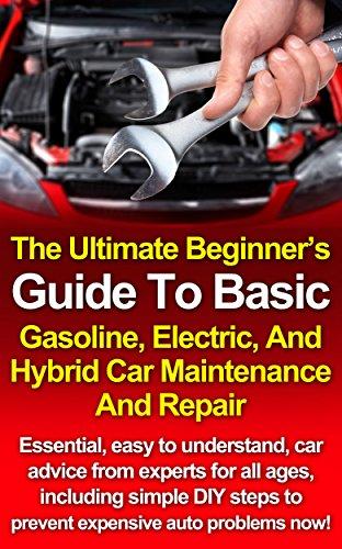 amazon com the ultimate beginner s guide to basic gasoline rh amazon com Auto Mechanic Guide Mechanic Guide Meme