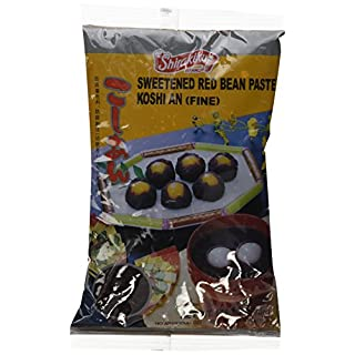 Koshi an (Fine Sweeted Red Bean Paste) - 17.6oz (Basic)