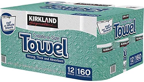 Kirkland Signature Premium Paper Towels