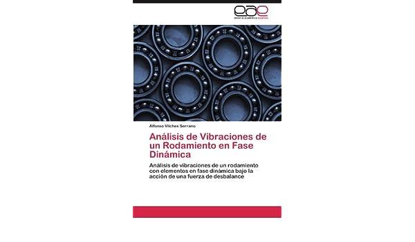 Amazon.com: Análisis de Vibraciones de un Rodamiento en Fase Dinámica: Análisis de vibraciones de un rodamiento con elementos en fase dinámica bajo la ...