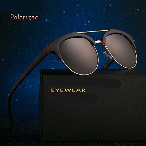 UV C4 Mujer De para Hombre Aviator Protección para Sol Polarizadas Gafas C2 400 pOxwqSzw