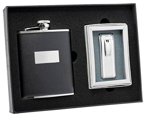 (Visol Ontario Mako Satin Silver Torch Flame Lighter Set)
