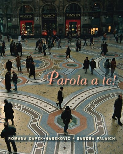 Parola a te! (Italian conversation) (World Languages)