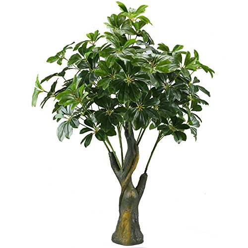 Outdoor Lighted Topiary Trees - 9