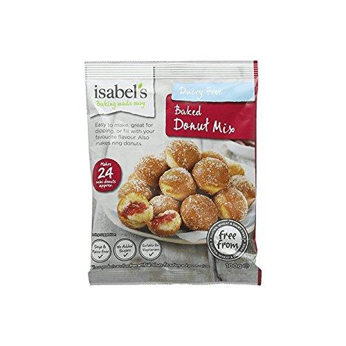 IsabelŽs Naturally Free Form Mezcla de Donuts (GF) 100g ...