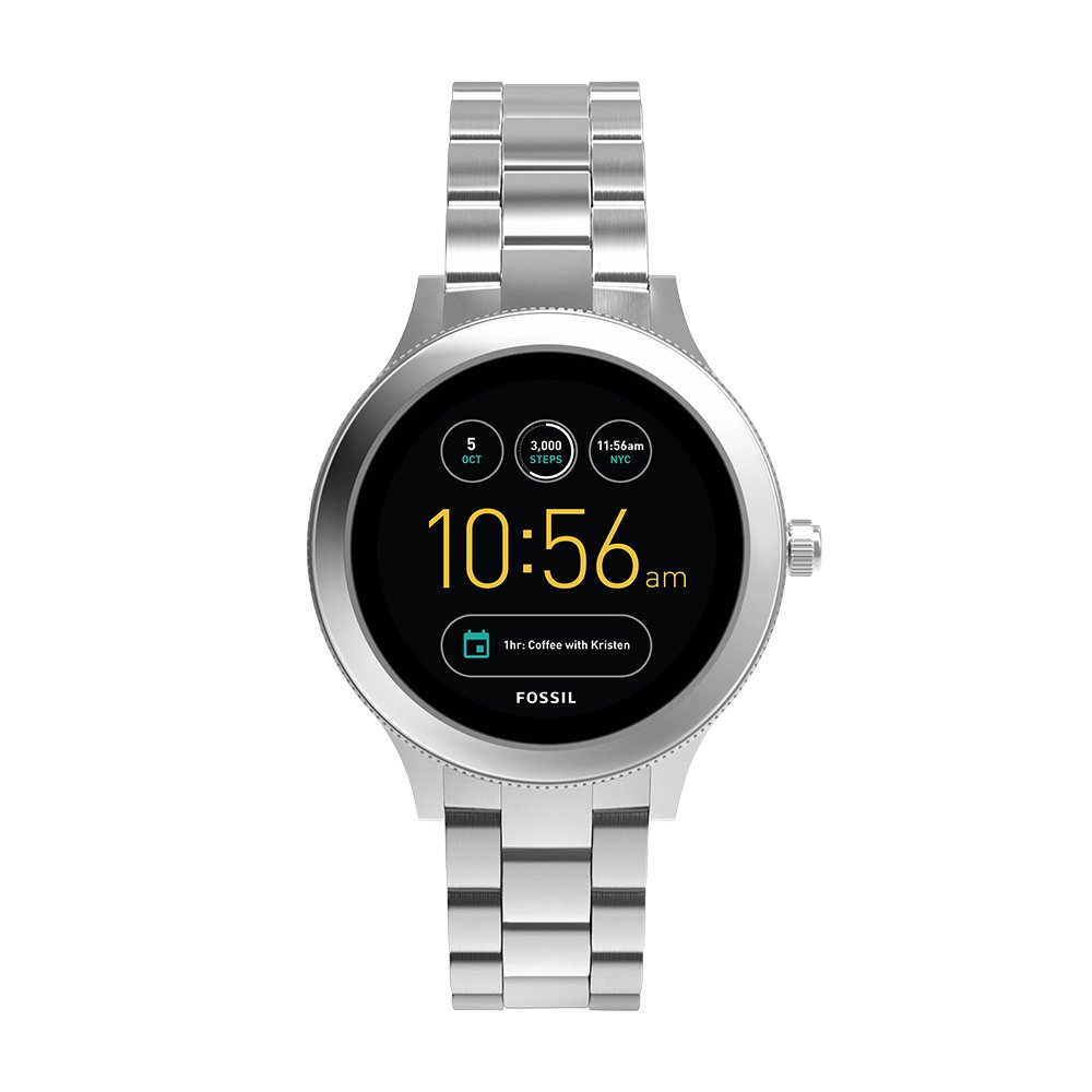 Fossil Gen 3 Smartwatch - Q Venture Stainless Steel FTW6003 by Fossil