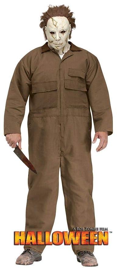 shoperama Señor Disfraz Michael Myers Incluye máscara Horror ...