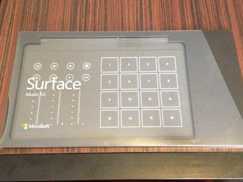 Surface Music Microsoft Remix Project