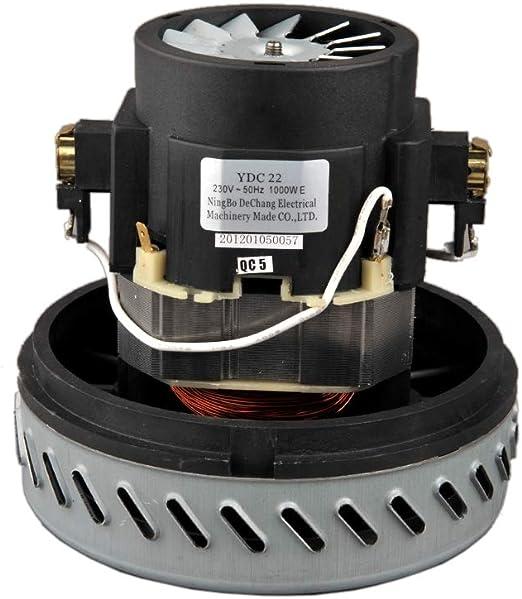 Motor Ventilador para Aspiradora 1200W 1 Turbine: Amazon.es: Hogar