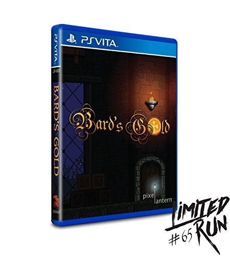 Bard's Gold (Limited Run #65) by Limited Run Games