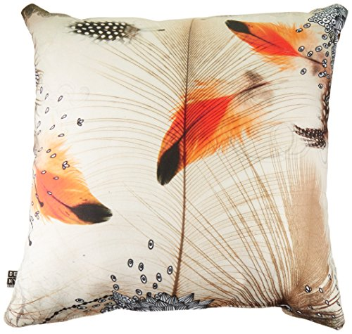 Deny Designs Iveta Abolina Feather Dance Throw Pillow, 26 x 26 by DENY Designs