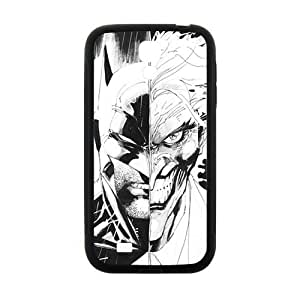 Batman and Joker Cell Phone Case for Samsung Galaxy S4