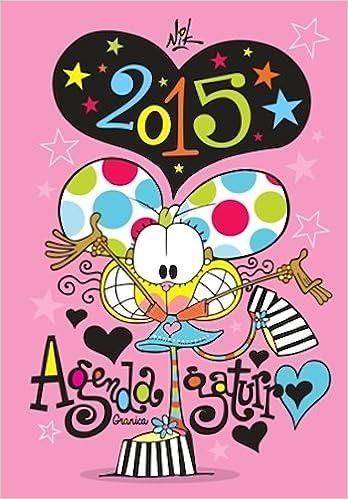 Gaturro 2015 Agenda anillada - Rosa (Spanish Edition): Nik ...