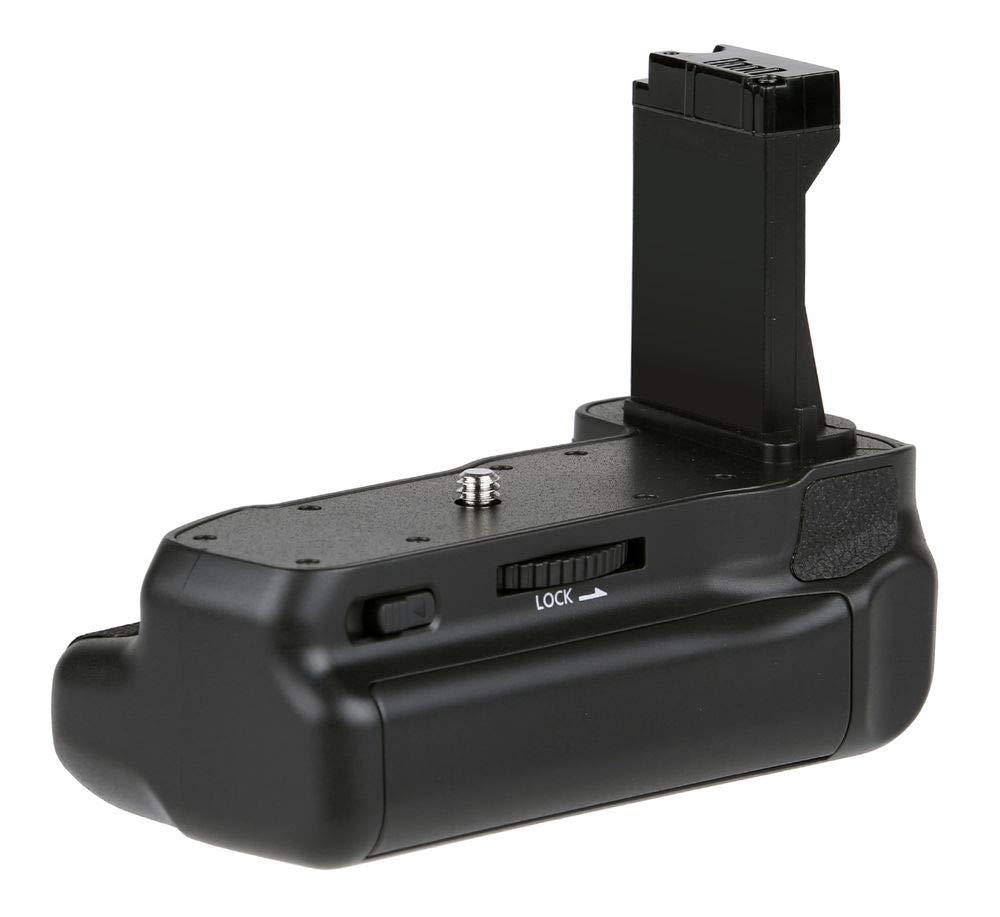 Rebel t7i como BG de 1/x ayex/ 77d /Empu/ñadura de bater/ía Empu/ñadura de bater/ía para Canon EOS 800d Kiss X9i