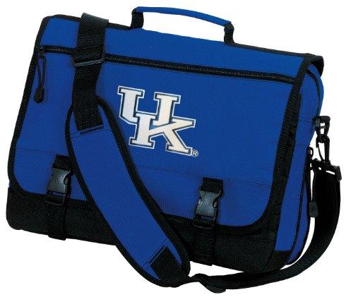 Kentucky Wildcats Laptop Bag (Kentucky Wildcats Laptop Bag OFFICIAL University of Kentucky Messenger Bags)