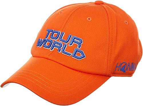 本間ゴルフ TOUR WORLD 831-419601 メンズ オレンジ FREE(57~59cm)