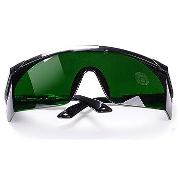 FH Gafas De Soldar, Gafas Especiales Para Soldadores, Protección De Mano De Obra Contra Deslumbramiento/Gafas De Protección UV (Color : B): Amazon.es: ...