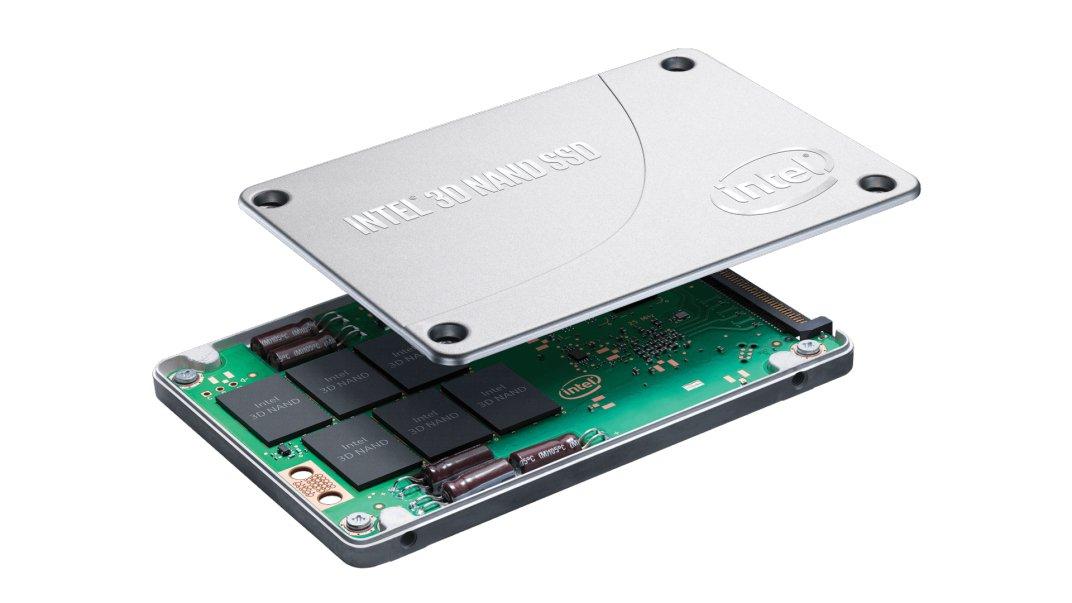 SSD 500GB PCIE Intel DC P4501 500GB PCI Express PCI Express