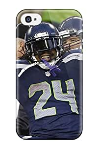 Iphone 4/4s Case Cover Seattleeahawks Case - Eco-friendly Packaging