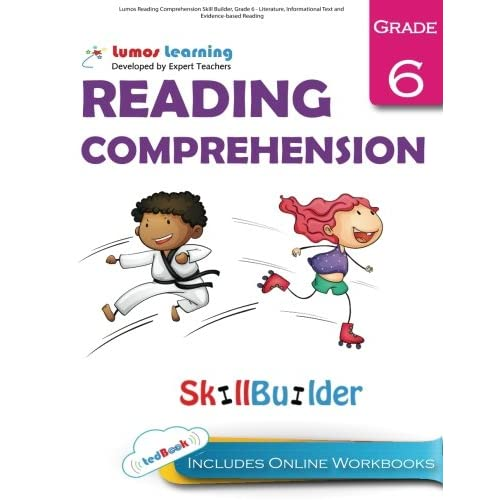 6th Grade Reading Prehension Amazon