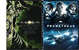 Alien Quadrilogy & Prometheus 5-Movies Bundle (Alien/Aliens/Alien3/Alien:Resurrection)