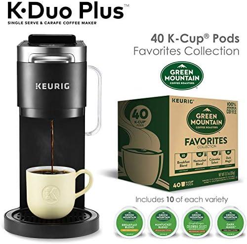 Keurig K Duo Plus Favorites Collection