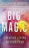 capa de Big Magic: Creative Living Beyond Fear