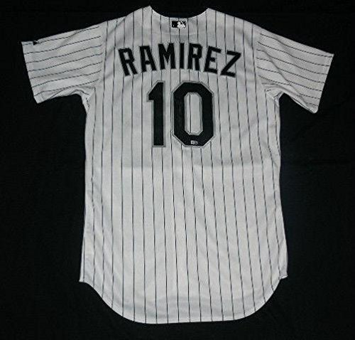 raphed Jersey (chicago White Sox) W/Proof! - Mlb Hologram! - Autographed MLB Jerseys ()
