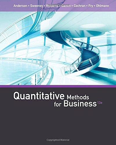 Quantitative Meth.F/Business