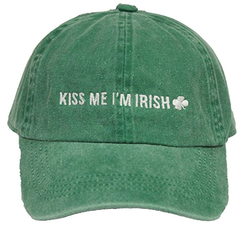 Funky Junque H-213-KMII-33 Kiss Me I'm Irish - Green