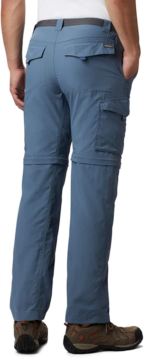 Columbia Silver Ridge Pantalon Convertible pour Homme 36