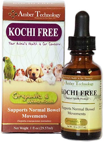 Kochi Free – All-Natural Anti-Parasitic for Pets, 1oz