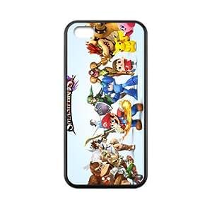 Custom SuPer Mario Back Cover Case for iphone 5C JN5C-051