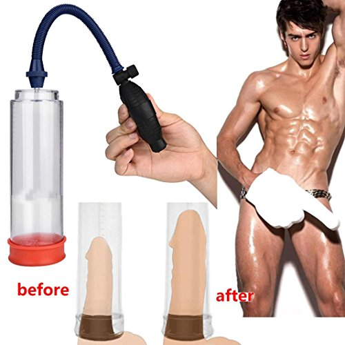Gallity Sexy Toy Vacuum Pump - Enlarge Vacuum Pump Men's Booster Male Extender Sex Delay Device Sucking Machine by Gallity