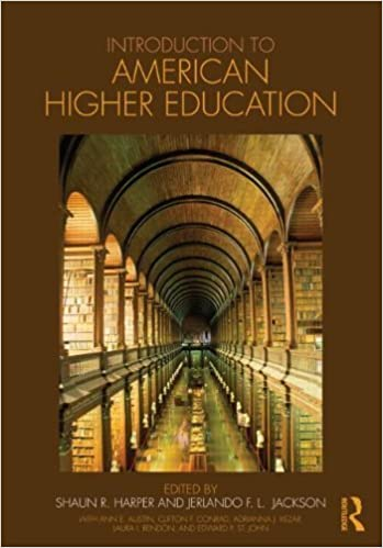Book Introduction to American Higher Education (2010-10-13)