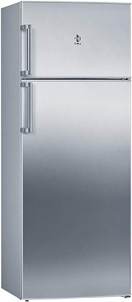 Balay 3FF3762XE Independiente 371L A+ Acero inoxidable nevera y congelador - Frigorífico (371 L, Antiescarcha (nevera), SN-T, 8 kg/24h, A+, Acero inoxidable): 629.2: Amazon.es: Grandes electrodomésticos