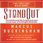 StandOut: The Groundbreaking New Strengths Assessment from the Leader of the Strengths Revolution | Marcus Buckingham
