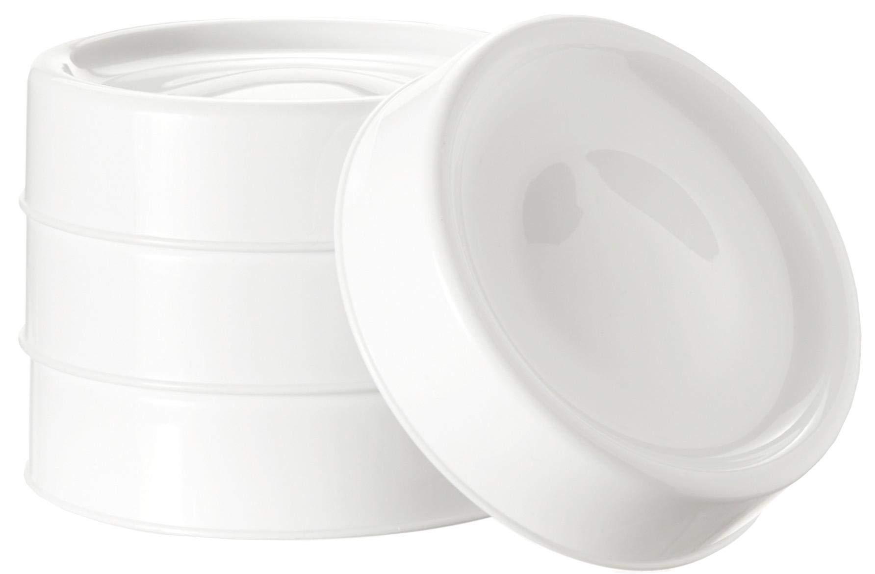 Tommee Tippee Milk Storage Lids x 4 Bpa Free