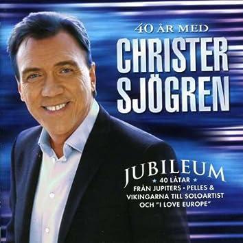 christer sjögren 40 år Jubileum 40 Ar Med Christer Sj   Christer Sjogren: Amazon.de: Musik christer sjögren 40 år