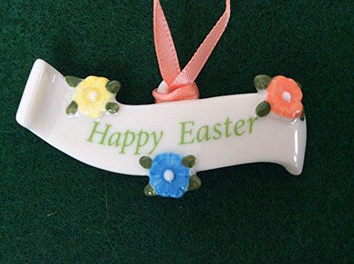 Longaberger Happy Easter Basket Tie on - Longaberger Tie