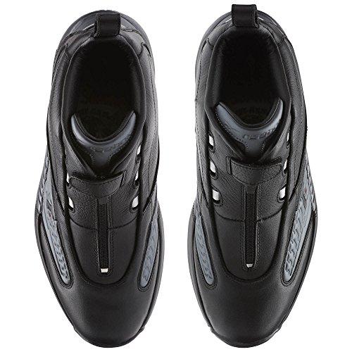 Reebok Hommes Réponse Iv Sneaker Noir / Rvt Gris / Rouge