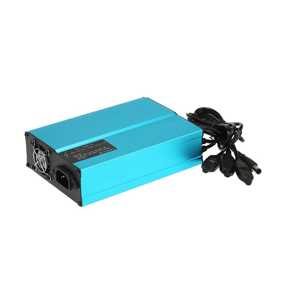 Goolsky 4 en 1 cargador de batería inteligente para el inspirar 1 batería TB47 TB48 y transmisor